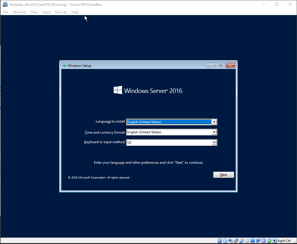 Make a VM Lab for Active Directory – FunTime Bliss
